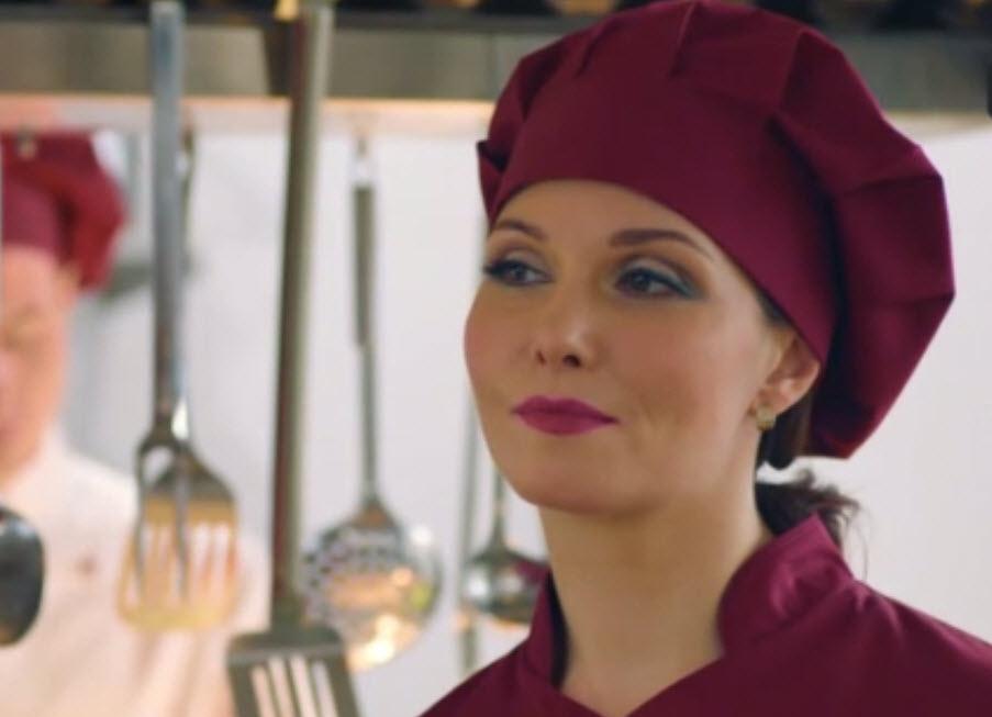 Регина из сериала Гранд 3 сезон