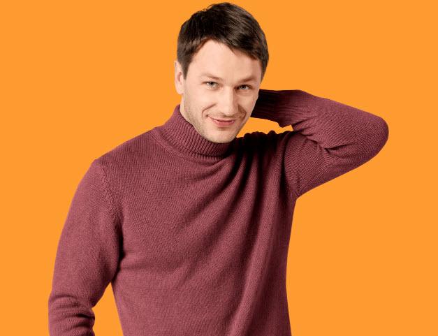 Андрей из сериала ИП Пирогова